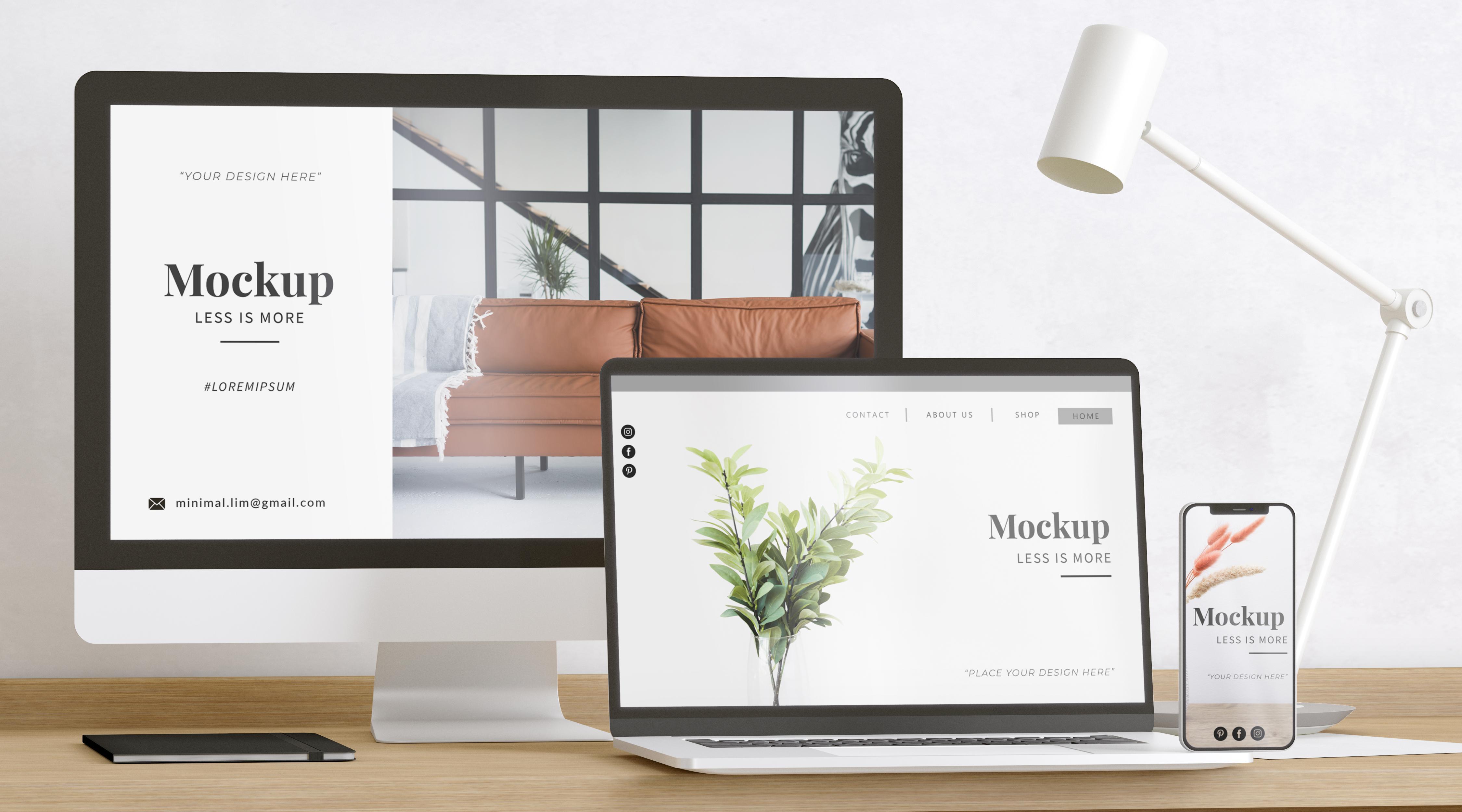 eCom UX Features - Responsive Design